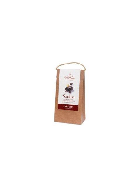 Café-Tasse кафени зърна в шоколад асорти